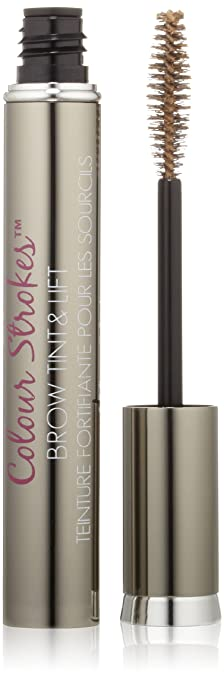 81df3f8f423 Lashem Color Strokes Brow Tint and Lift with Lash Enhancing Serum,  Brunette, 0.2 Fluid