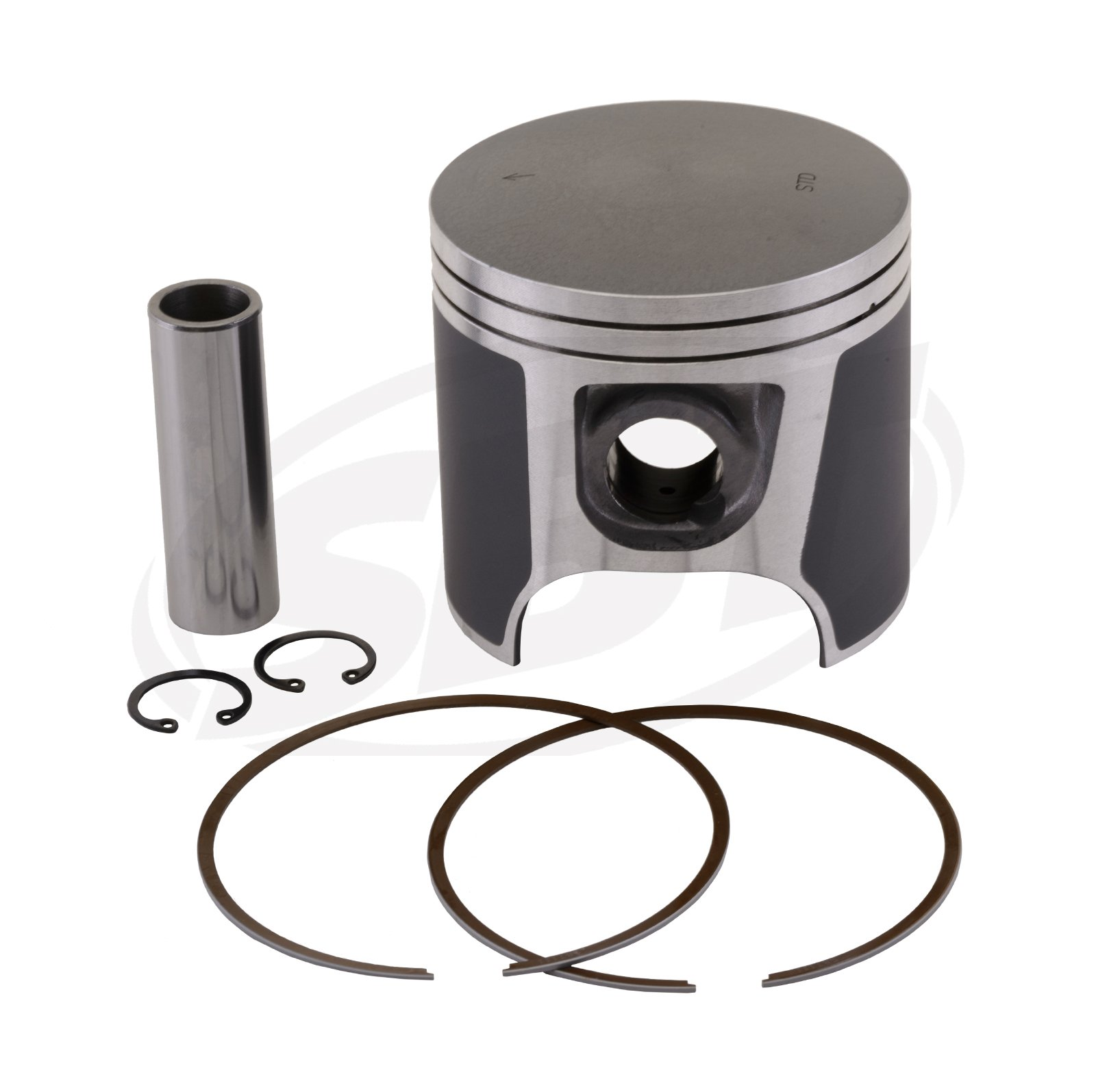 Sea-Doo 947DI/951DI Piston & Ring Set GTX DI/RX DI/LRV DI/3D DI/XP DI/Sport LE DI 2000 2001 2002 2003 2004 2005 2006 by SBT