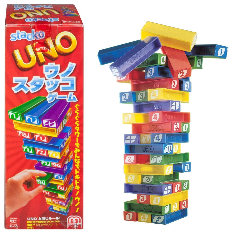 UNO Stacko by Mattel Games