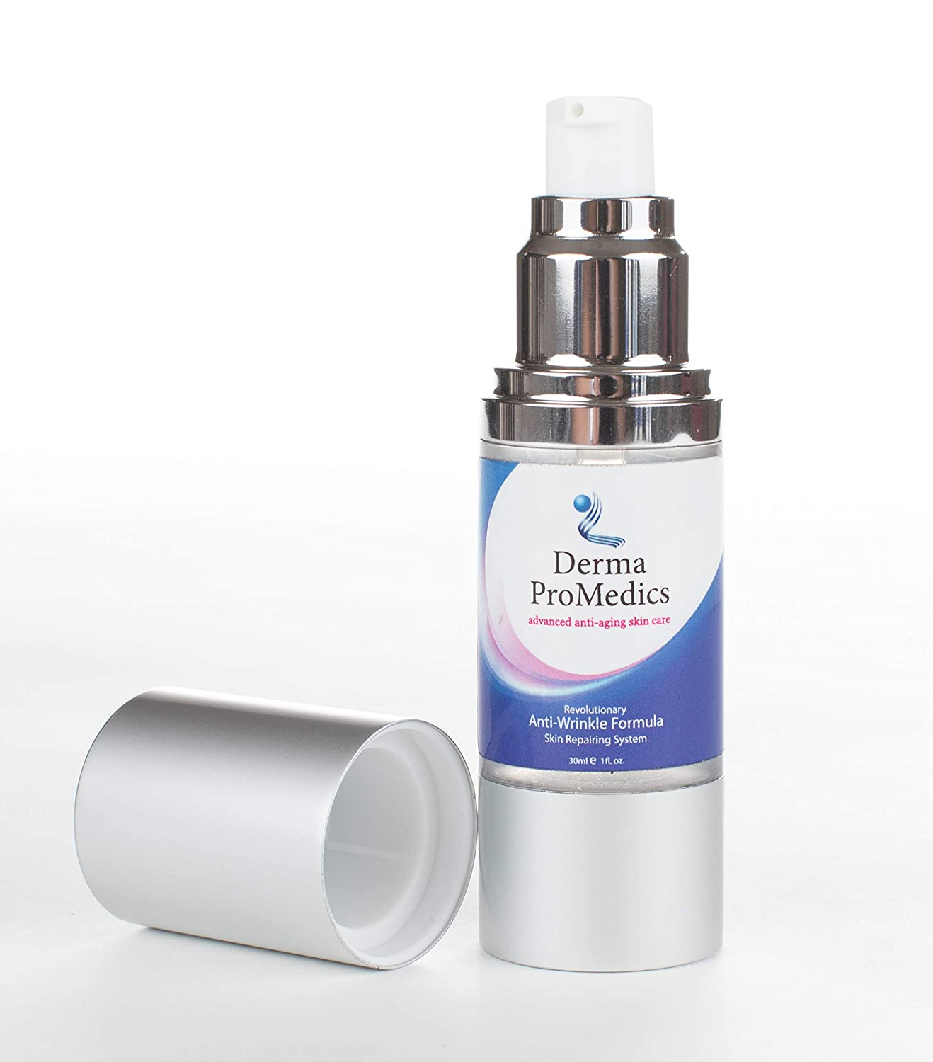 Derma ProMedics Anti-Aging Serum - Moisturizing Serum - Daily Use Rejuvenates Skin, Reduces Wrinkles, and Keeps Your Face Looking Young, Healthy, and Glowing