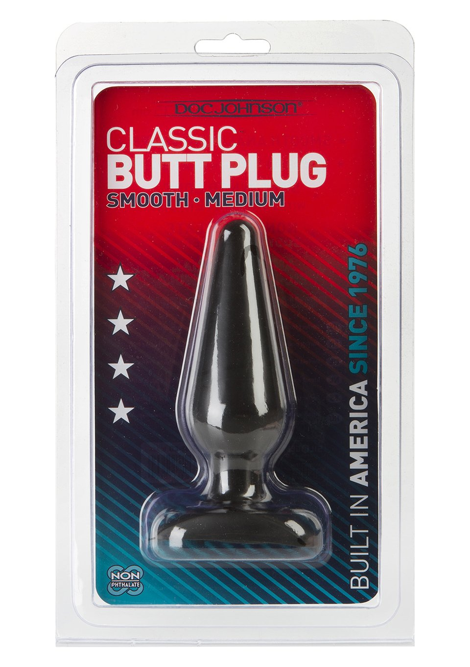 Anal plug from doctor johns