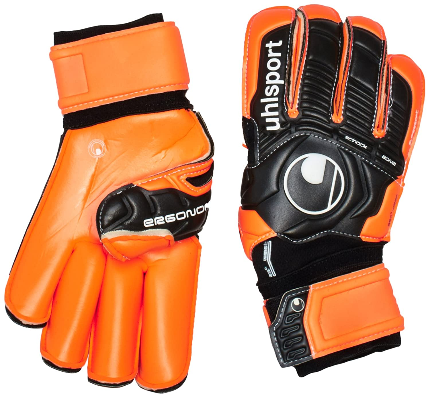 Uhlsport Torwarthandschuhe Ergonomic Supersoft RF
