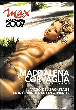 Calendario Max.Maddalena Corvaglia Max Calendario 2007 Amazon It