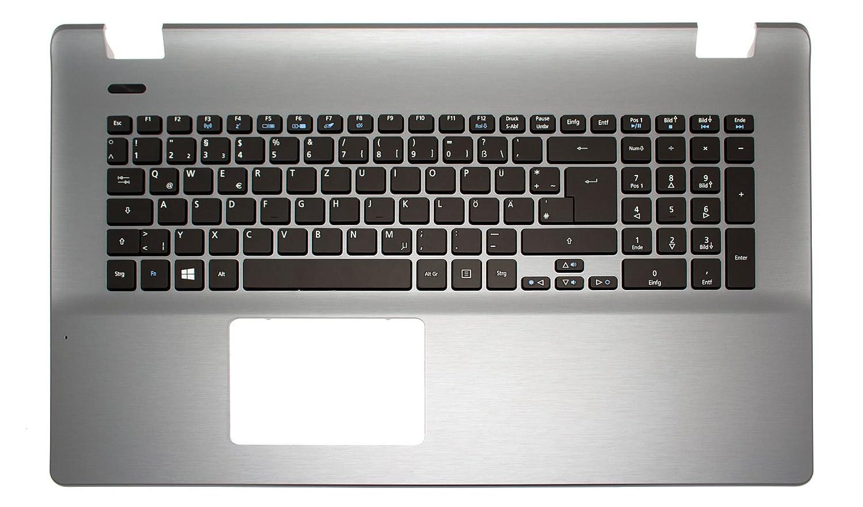 Acer - Carcasa superior con teclado (Alemán) gris Aspire E5 ...