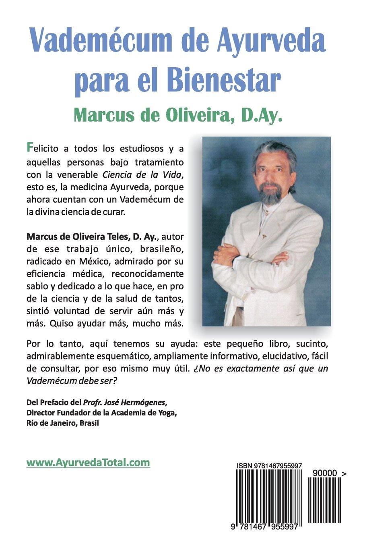 Vademecum de Ayurveda para el Bienestar (Spanish Edition ...