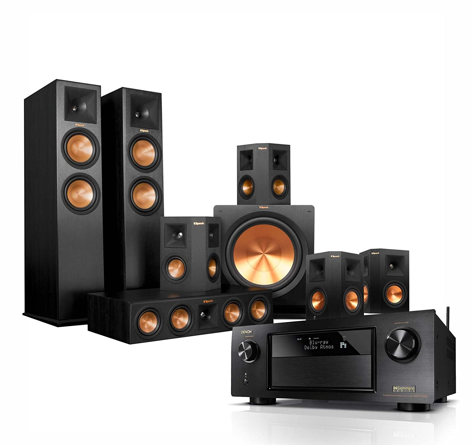 The Best 7.1 Home Theater System 1