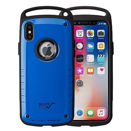 Amazon.com: ROOTCO. Funda para iPhone resistente a golpes ...
