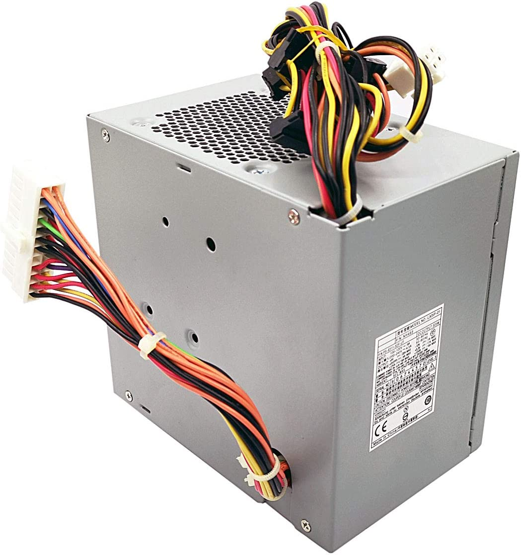 305W L305P-01 NH493 Power Supply Replacement PSU for Dell Optiplex 360 380 580 745 755 760 780 960 MT Mini Tower PS-6311-5DF-LF N305p-06 MH595 XK215 P192M JH994 C248C PW114 MK9GY X8129