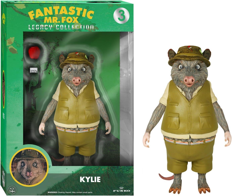 Amazon Com Funko Legacy Action Fantastic Mr Fox Kylie Action Figure Funko Legacy Collection Toys Games