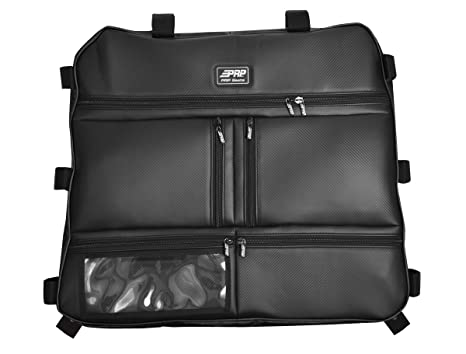 Amazon.com: PRP Seats E47-210, bolsa elevada, color negro ...