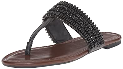 Jessica Simpson Women's Rollison Dress Sandal, Black, ...