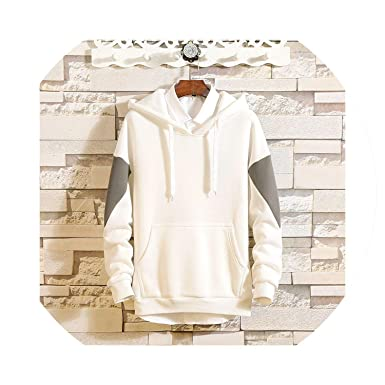 Hoodie Sweatershirt Mens Hooded Cloak Sudaderas Hombre Hip Hop Pullover Clothing at Amazon Mens Clothing store:
