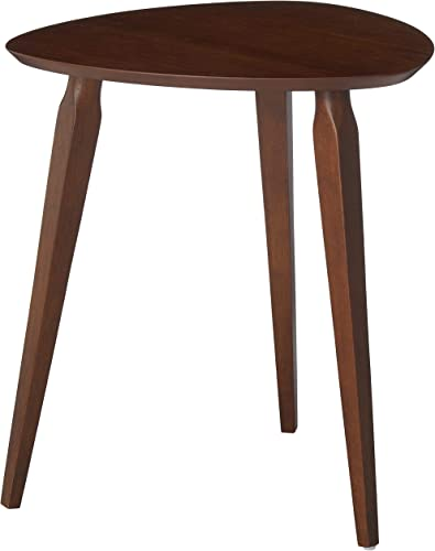 Christopher Knight Home Naja Wood End Table, Walnut