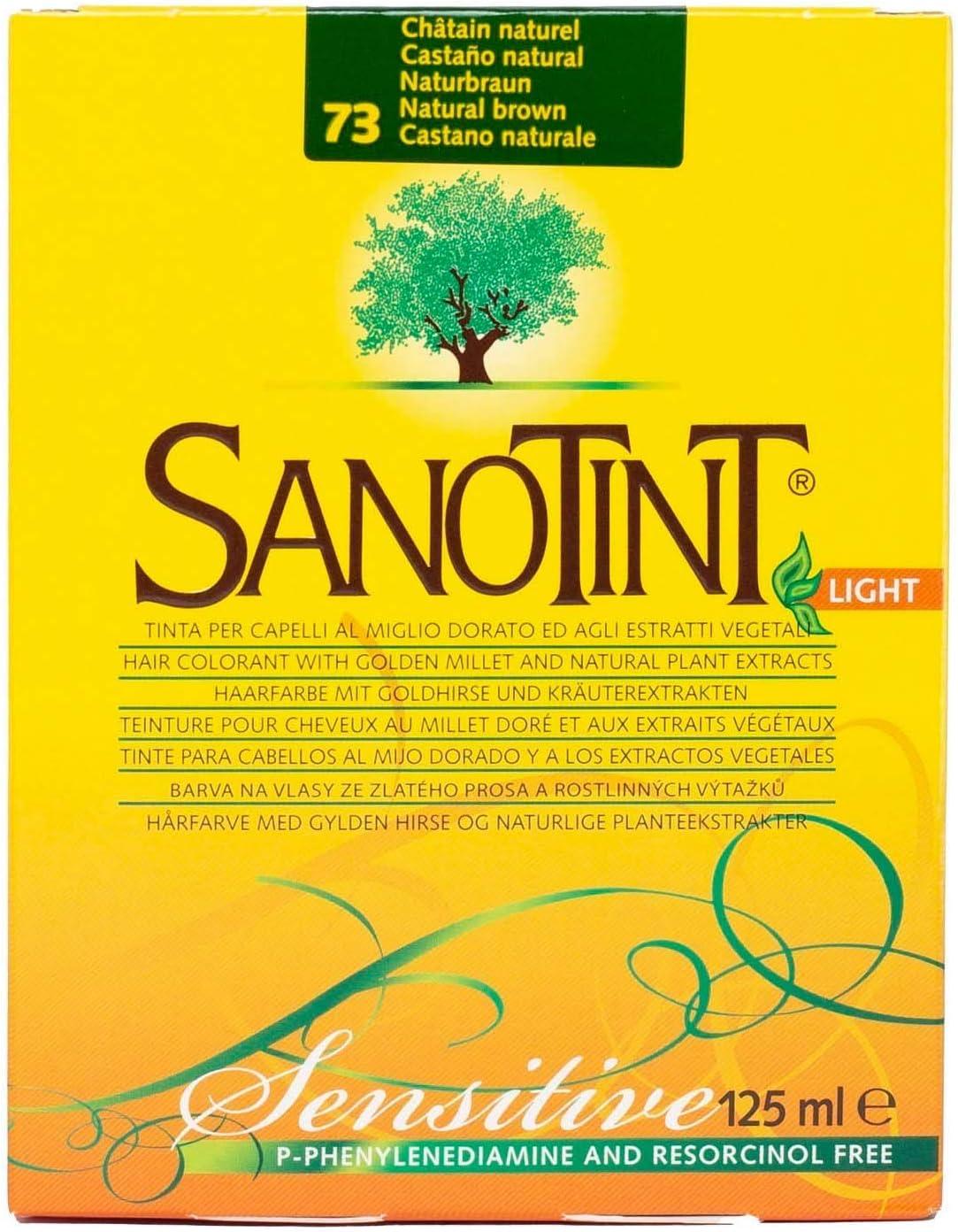Sanotint Sanotint Sensitive 73 Castaño Natural - 300 g
