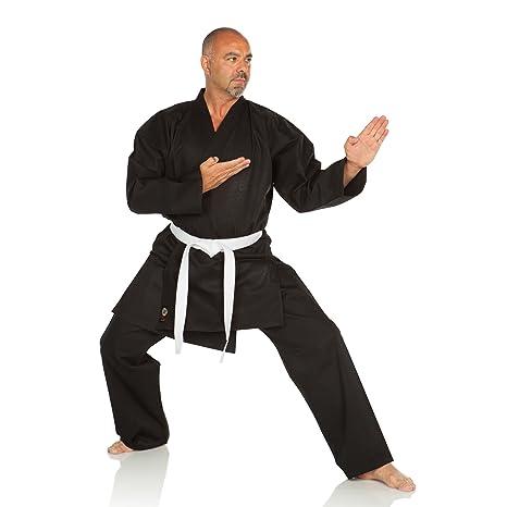 c5808db6d Ronin Karate Gi - Lightweight Student Karate Uniform - Professional Quality  Made Kimono - Advanced 100% Cotton Martial Arts Kit Style Karate Training  for ...