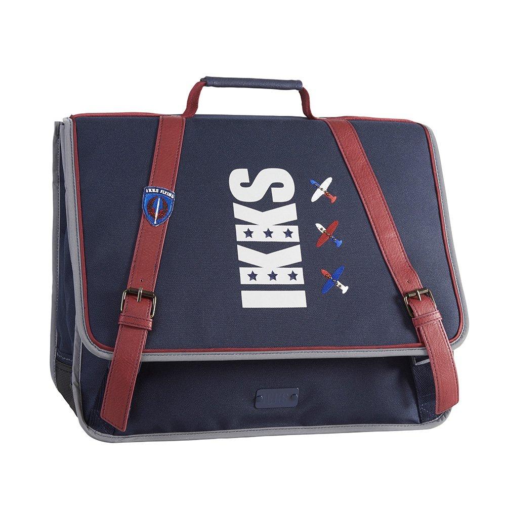 IKKSフライト#0018スクールバックパック、41 cm、ブルー(ブルー)   B07D1WM8TJ