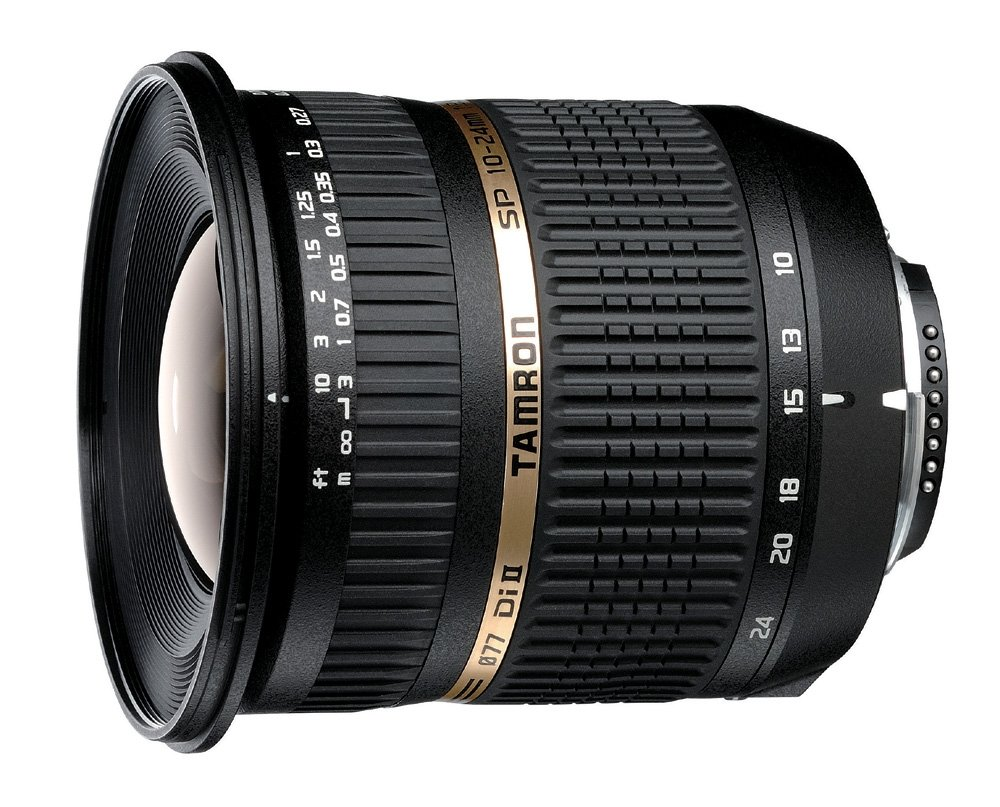 Tamron 10-24mm F/3,5-4,5 SP Di II LD ASL IF