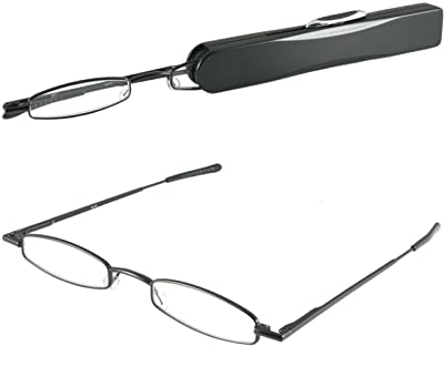 I-Mag Mini Metal Spring Hinge Reading Glasses