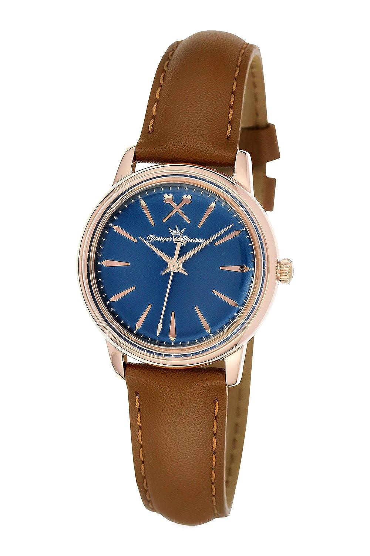 YONGER&BRESSON Damen-Armbanduhr DCR 052-GS42