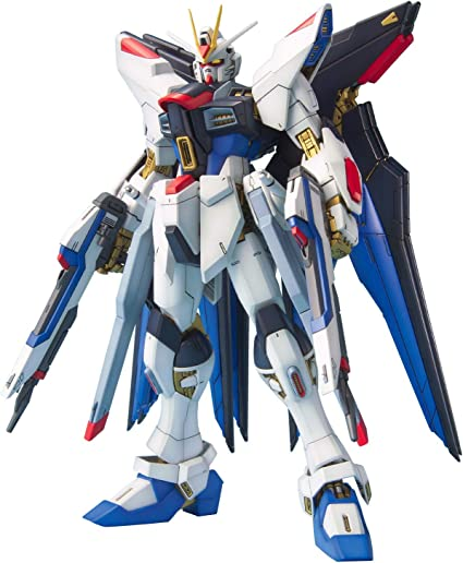 Exceptional Strike Freedom Gundam Zgmf X20a Pictures
