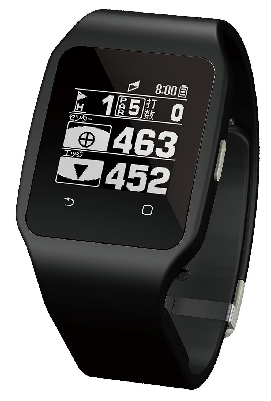 ユピテル(YUPITERU) Yupiteru GOLF YG-Watch F    使用可能時間(満充電時):ゴルフナビモード最大約10時間/時計モード最大140日 ディスプレイ:1.28インチモノクロ液晶タッチパネル B01FHRRF9O