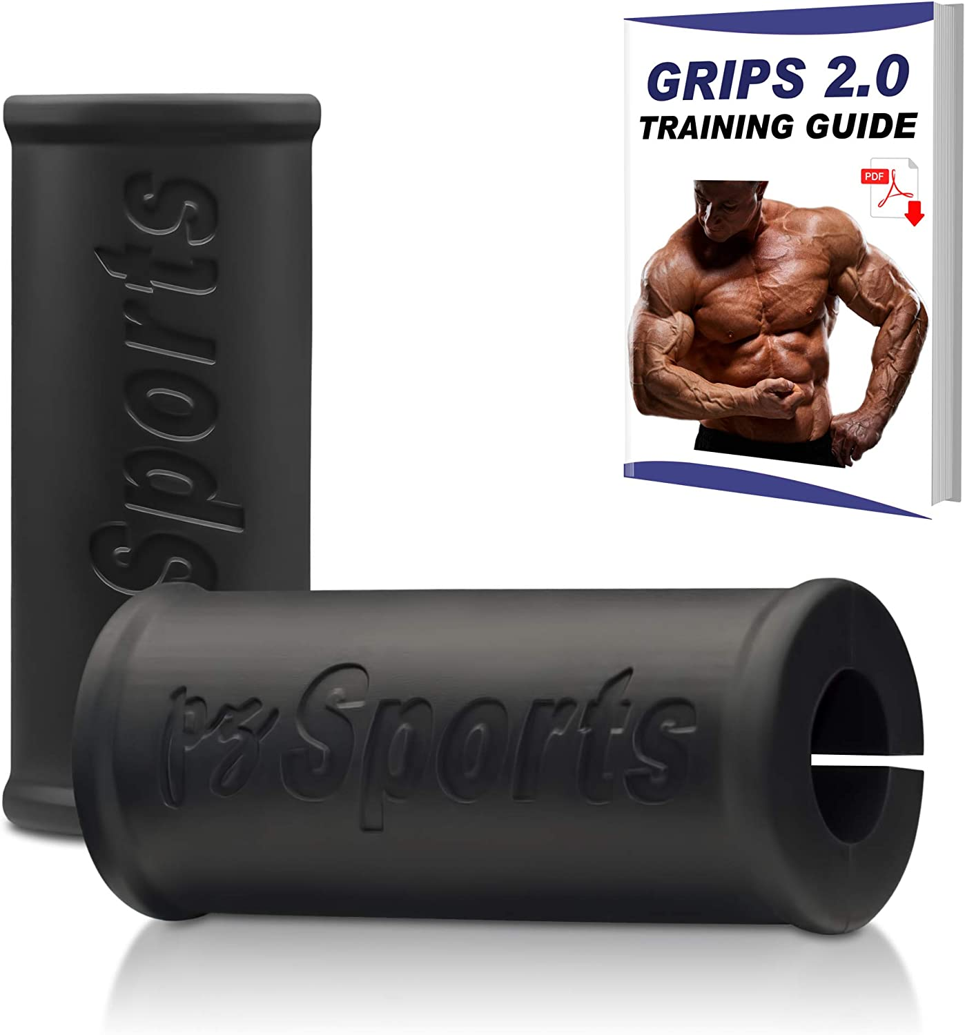 Joagym Manus Fat Grip – Thick Fat Bar Training Adapter for Muscle Growth and Strength