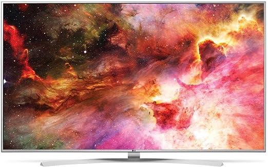 Ein UHD-Fernseher mit sehr gutem Bild