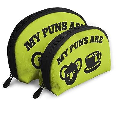 Amazon.com: My Puns Are Koala Tea - Bolso de mano para mujer ...