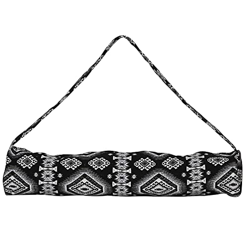 ad1c76907146 Image Unavailable. Image not available for. Color  Indian Stylish Yoga Mat  Cotton Bag ...