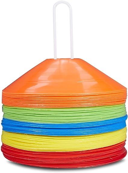 Amazon.com: Juego de conos deportivos de 5 piezas ...
