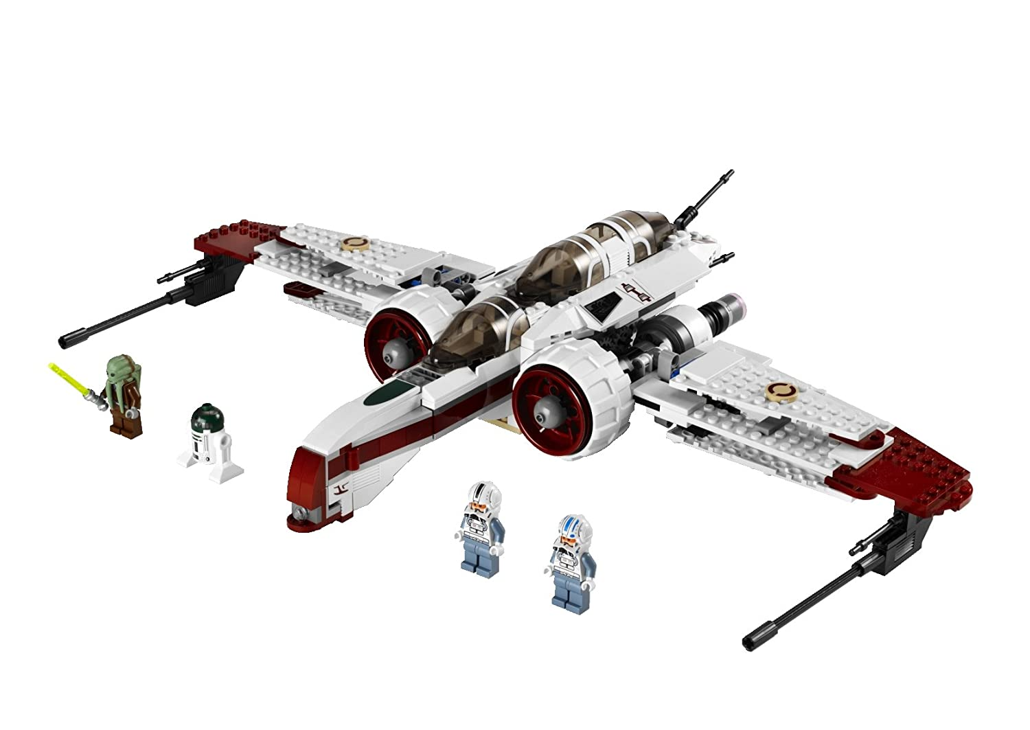 LEGO A-90 Scorpion Starfighter by Aryck-The-One on DeviantArt