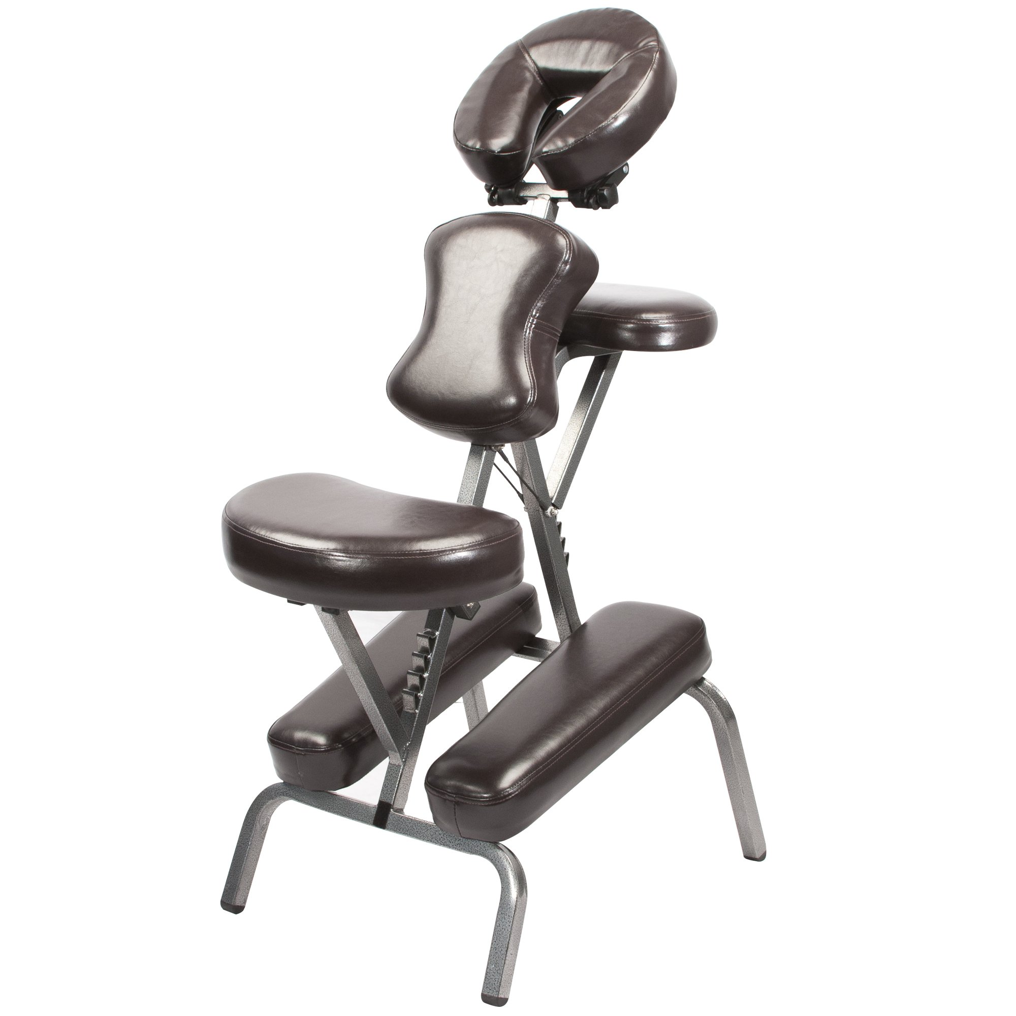 Master Massage Bedford Portable Light Weight Massage Chair with Carrying Case by Master Massage