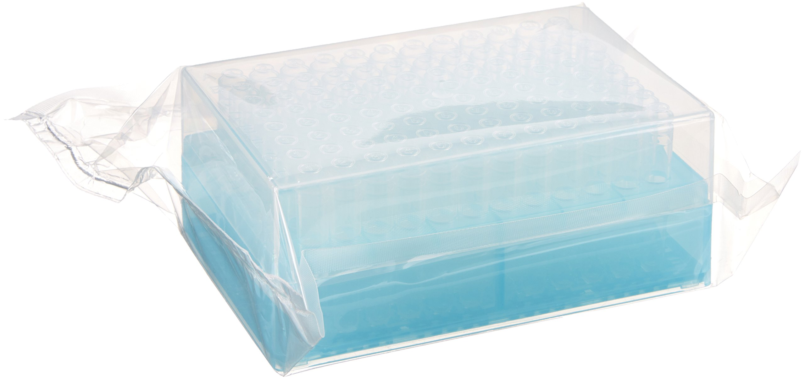 National Scientific TN0946-01RS MicroTube Rack for 1.1ml Sterile Single MicroTubes (Case of 4800)