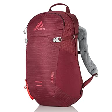 218146ccd6685 Gregory Womens Sula 18 Rucksack Ruby Red  Amazon.co.uk  Clothing