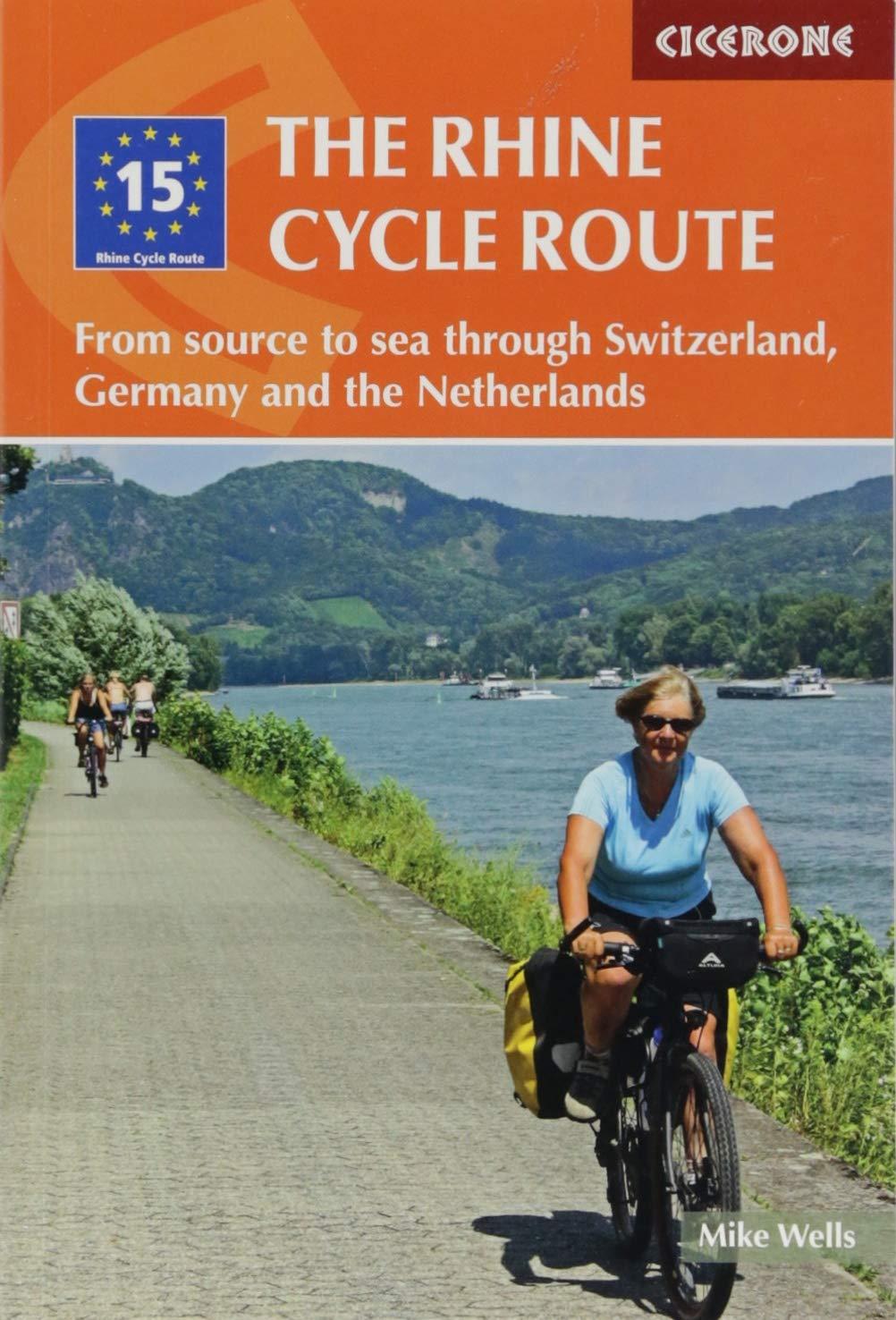 Rhine Cycle Route Switzerland Netherlands product image