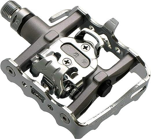 Pedals BRN Gravel Dual Function Black
