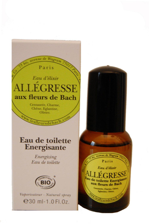 Les Fleurs De Bach Elixir Allegresses Eau De Toilette Spray 30 Ml