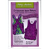 Mary's Productions MAPMP12 Crisscross Apron Arts And Crafts Supplies
