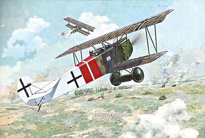 Neu Roden 421-1:48 Fokker D.VII Carl Degelow Albatros built, early