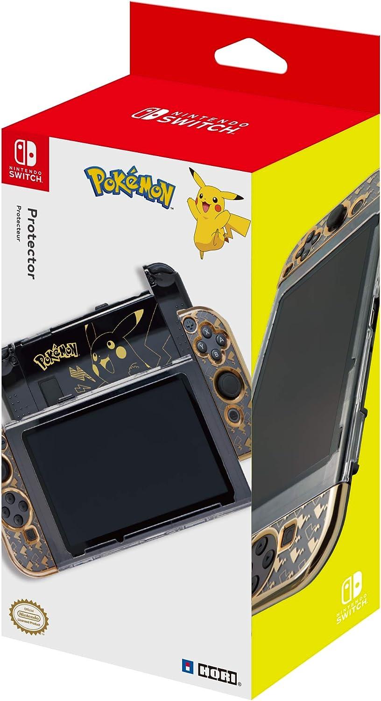 Hori - Carcasa Snap & Go Pikachu (Nintendo Switch): Amazon.es: Videojuegos