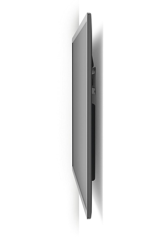 Soporte de pared para TV de hasta 55 Vogels MA3000 color negro fijo