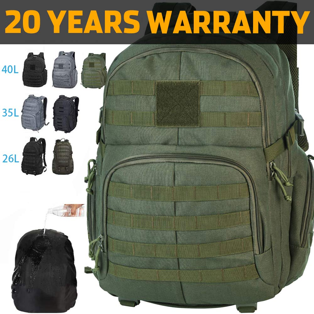Hook /& Loop Backing Small Torch Outdoor Military Tactical Vest Panel for Pen
