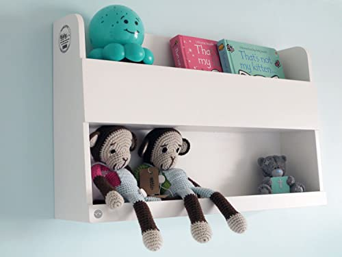 Tidy Books Hochbettregal | Bücherregal Kinder