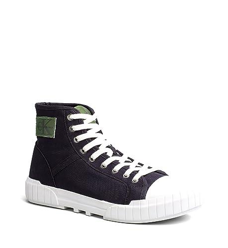 Calvin Klein Jeans Scarpe Uomo Sneakers Binx Nylon S0562  Amazon.it  Scarpe  e borse a1b4849e569
