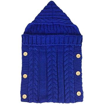 622efd965388 Amazon.com   Jastore Newborn Baby Kids Toddler Wrap Swaddle Blanket ...