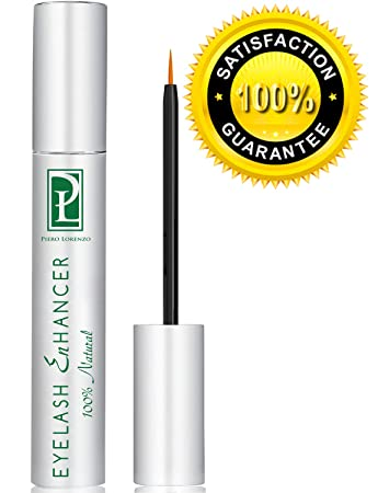 f6a55f5c01b Amazon.com: 100% Natural Extract Eyelash Growth Serum FEG Eyelash Enhancer  for Longer, Thicker and Fuller Eyelash: Beauty