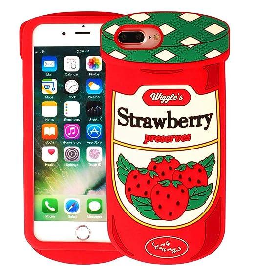Amazon.com: Carcasa para iPhone 6 y 6S Plus, diseño de ...
