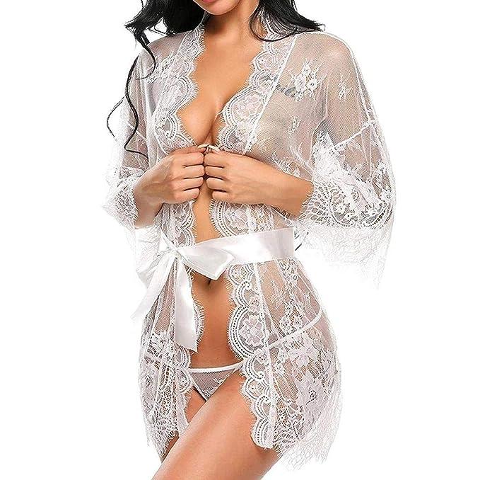 Yuson Girl Conjuntos de Lencería Mujer Erótico Ropa Interior Mujer Lencería Sexy: Amazon.es: Ropa y accesorios
