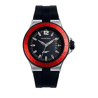 Amazon.com: Reloj Viceroy Fernando Alonso 47773 – 75 Hombre ...