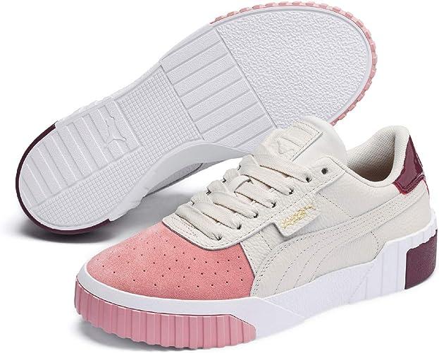 Remix Parchment Cali Low Puma Sneaker Wns Boot Pastel Damen dxoerCB